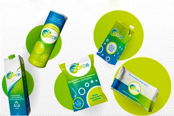 بسته بندی قابل بازیافت