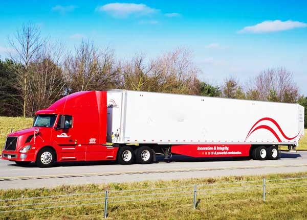 حمل و نقل مواد غذایی خشک