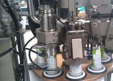 دستگاه پرکن و دوخت تیوب هوای داغ مدل