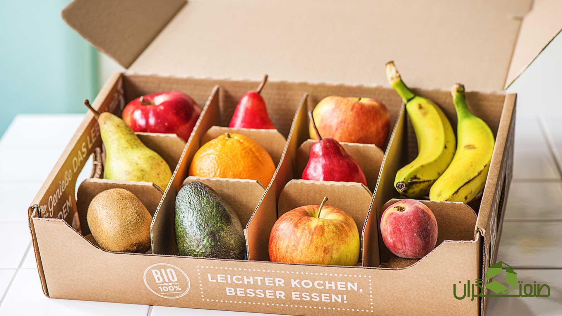 مزایای بسته بندی مواد غذایی