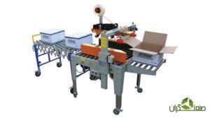 دستگاه چسب زن کارتن صنعتی